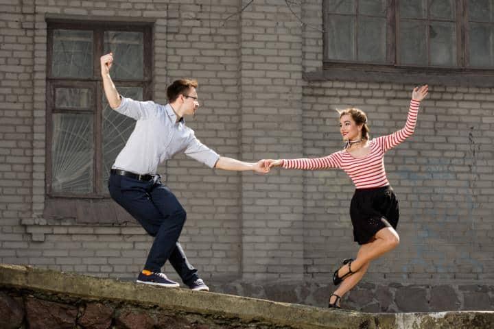 Swing Tanz
