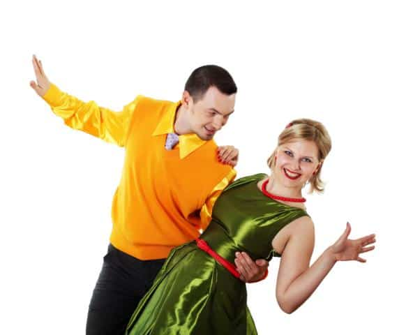 Single Tanzkurse für Discofox, Salsa, West Coast Swing