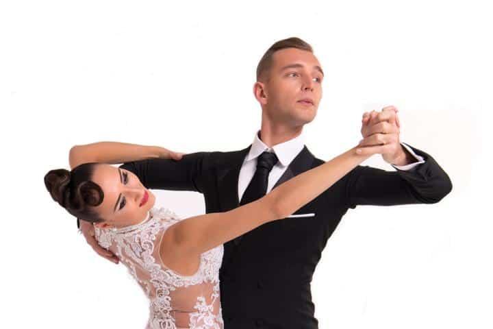 Tanzpartner für Standard Turnire finden